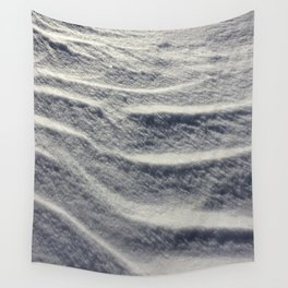 snow lights Wall Tapestry