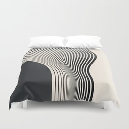 Abstract 18 Duvet Cover