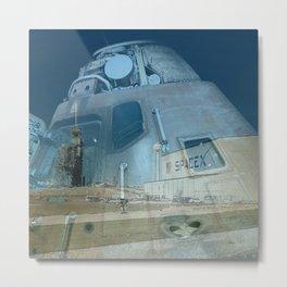 Apollo 10 Metal Print