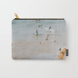 lets surf iii Carry-All Pouch