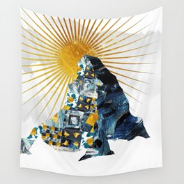 Matterhornmantra Wall Tapestry