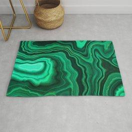 Emerald Marble Rug