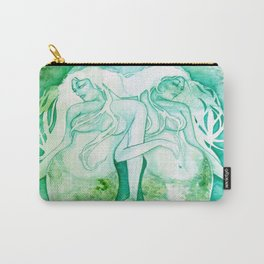Goddess of Pisces - A Water Element Carry-All Pouch