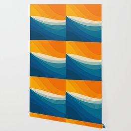 Abstract landscape art Wallpaper
