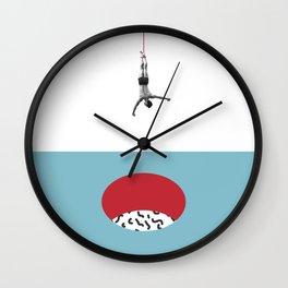 Minimalist. The Hole. Wall Clock