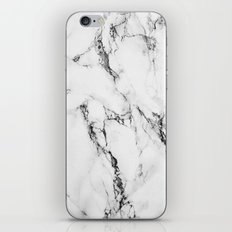 Marble #texture iPhone Skin