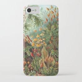 Vintage Plants Decorative Nature iPhone Case
