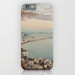 Rio de Janeiro Paradise Views iPhone Case