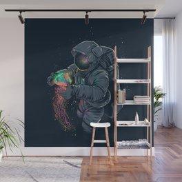 Jellyspace Wall Mural