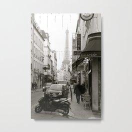 Back street glimpses Metal Print