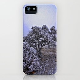 Cold Madrone iPhone Case