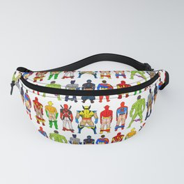 Superhero Butts Fanny Pack