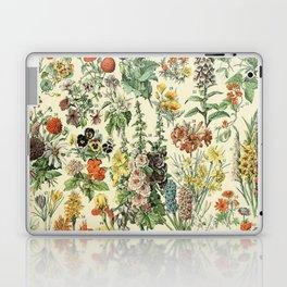 Adolphe Millot Vintage Fleurs Flower 1909 Laptop & iPad Skin