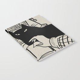Cozy Autumn Notebook