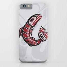 Salmon Lund iPhone Case