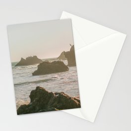 Down On The West Coast Stationery Cards