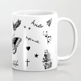 Harry's Tattoos Two Kaffeebecher