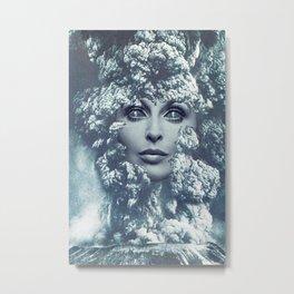 Magnificent Anger Metal Print