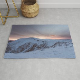 The truth is out there - Landscape and Nature Photography Rug