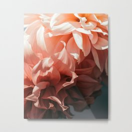 Ombre Light Metal Print