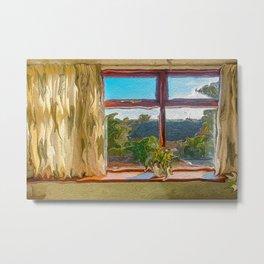 Kingswinford Bedroom Window Metal Print
