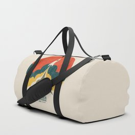 Come See The Universe Duffle Bag