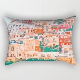 Positano, beauty of Italy Rectangular Pillow