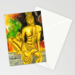 Sri Lankan Statue Stationery Cards