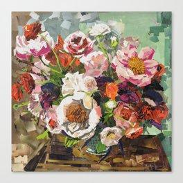 Tin Can Studios Floral 1 Canvas Print
