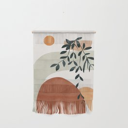 Soft Shapes I Wall Hanging