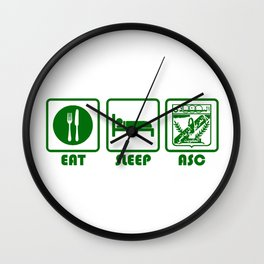 ESP: AlArabi Wall Clock