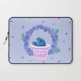 Blueberry poison yogurt 2 Laptop Sleeve