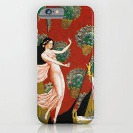 Fairy Godmother By Rudolf Koivu iPhone Case