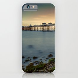 Pier Seascape iPhone Case