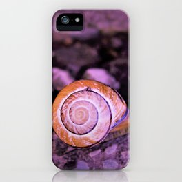 Snail's Pace iPhone Case