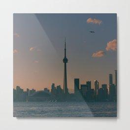 Toronto Island Metal Print