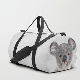 Baby Koala - Colorful Duffle Bag