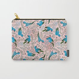 Birds in Spring Carry-All Pouch