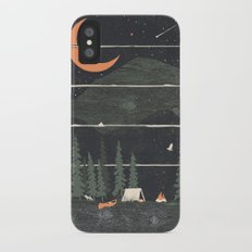 Wish I Was Camping... iPhone X Slim Case