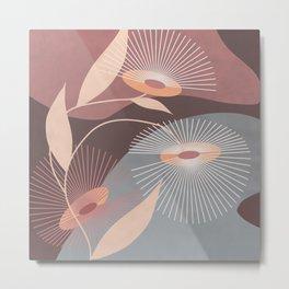 Flora Canaris Metal Print