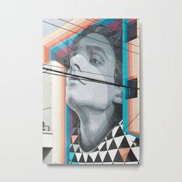 359. Rainbow Portrait, Vancouver, Canada Metal Print
