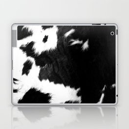 Rustic Cowhide Laptop & iPad Skin