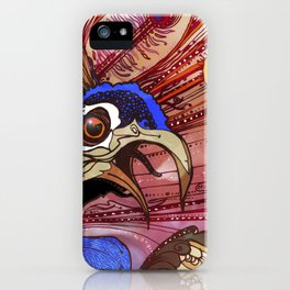 Royal by Rosemary Knowles, aka MaxillaMellifer iPhone Case