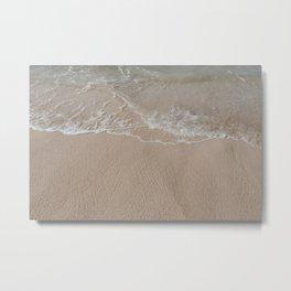 Seaside in Paia // Maui Metal Print