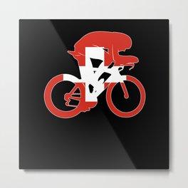 Tour de France, Tour de France Paris, Switzerland Metal Print