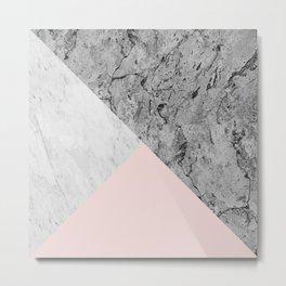 Geometric and modern art XIX Metal Print