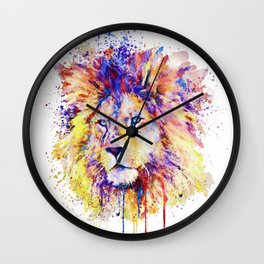 The New King Wall Clock