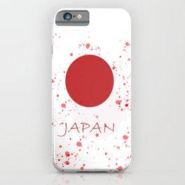 japon rising sun iPhone Case