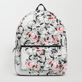 I Am Not Worthy Backpack