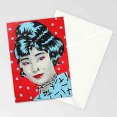 Television Personalities Stationery Cards